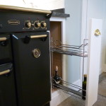 Kitchen cooker drawers