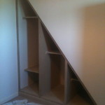 Stair Cupboards (1)