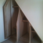 Stair Cupboards (2)