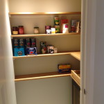 Second old cupboard revamped